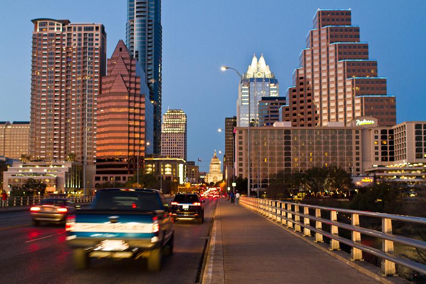 Friday Night Lights in Austin