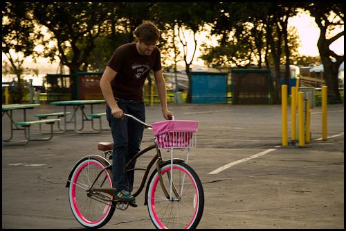 Trav Bicycle