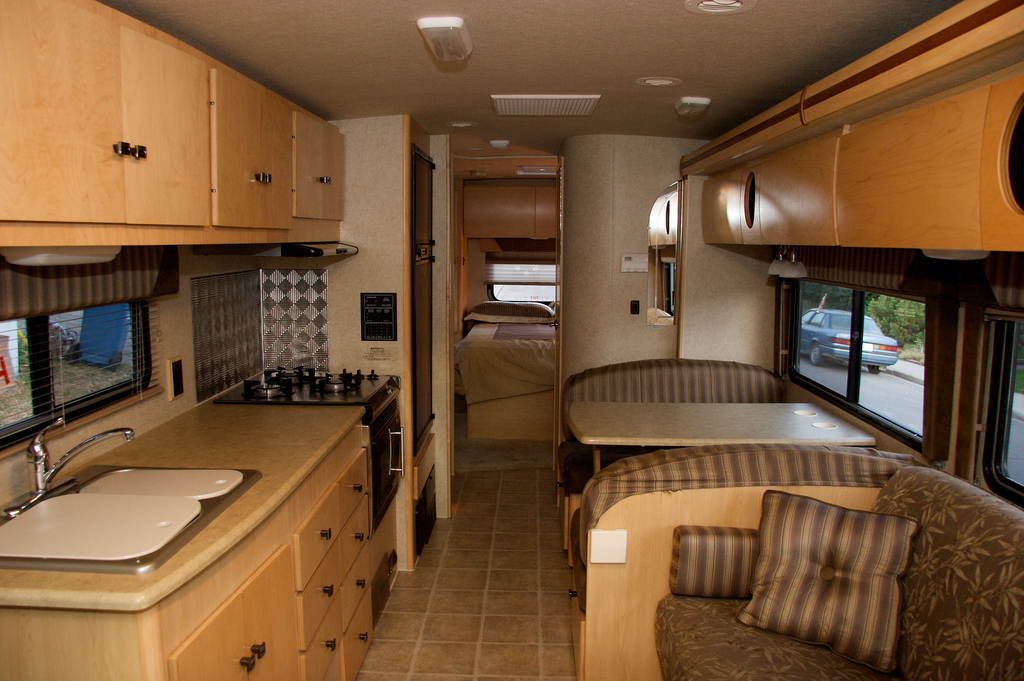 How not to buy an rv features question everything for Interieur de camping car
