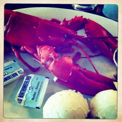 Lobster Delicatessen