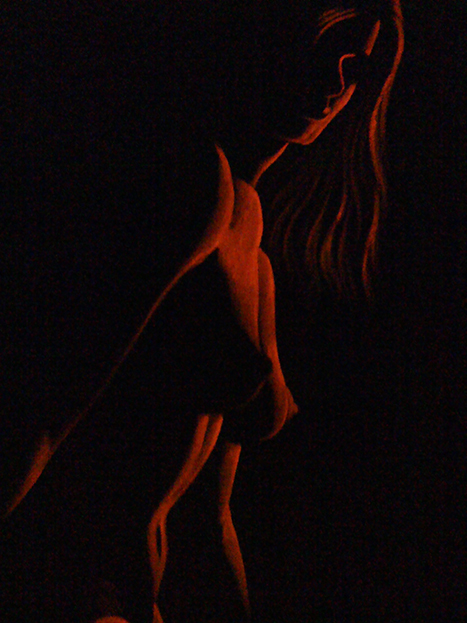 Glow in the Dark Velvet Paintings!